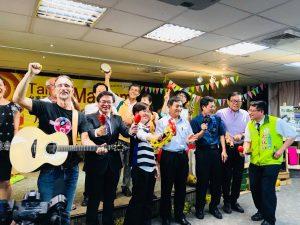 臺南在地音樂盛會「五月音樂季X虎頭埤草地野餐會」5/5-6熱力開唱!